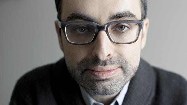 Best-selling author Gary Shteyngart will read from his work at 7 p.m. Thursday at the Undergraduate Learning Center on the University of Texas at El Paso campus.