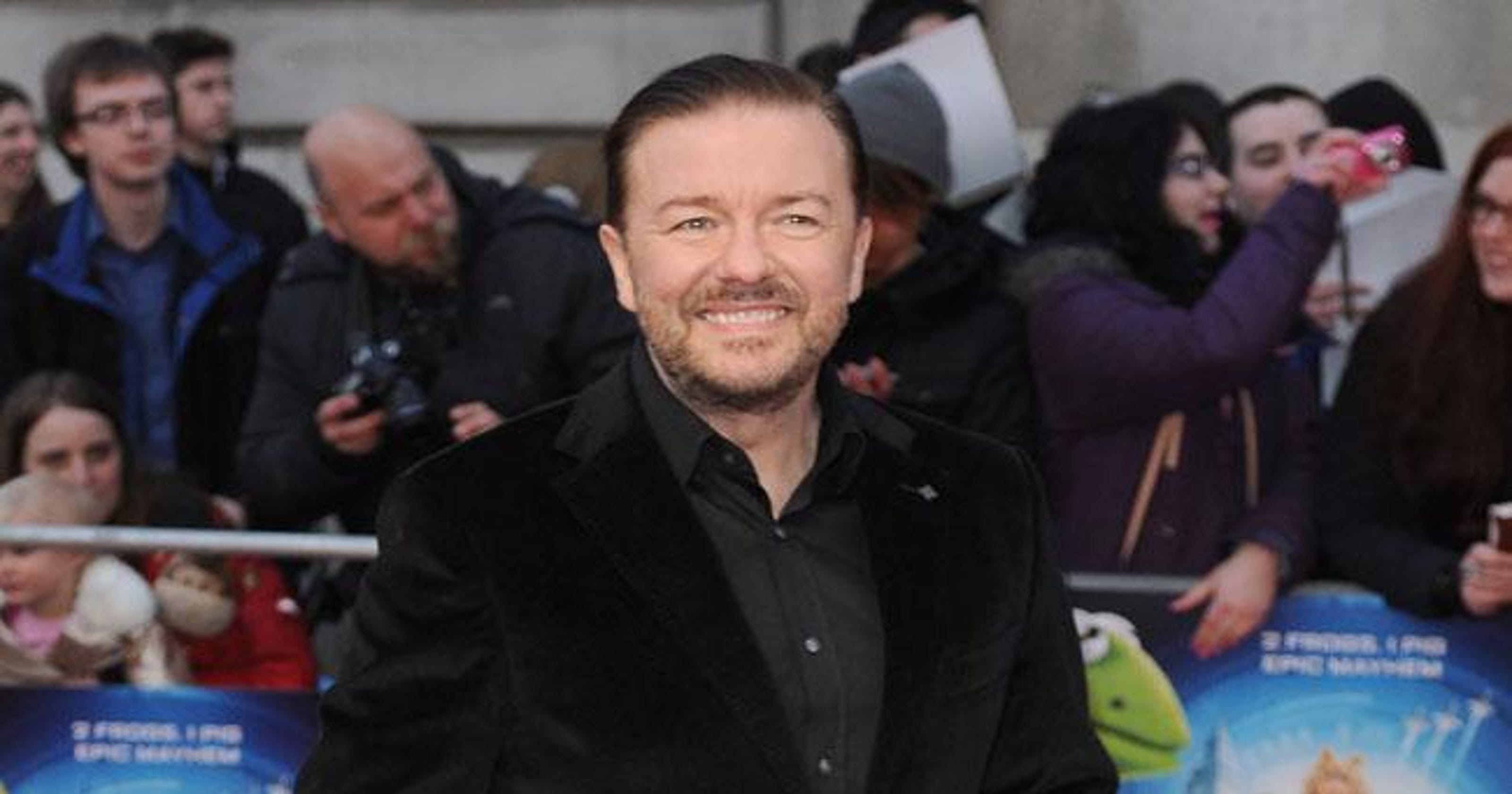 Ricky Gervais shocked by Golden Globe controversy