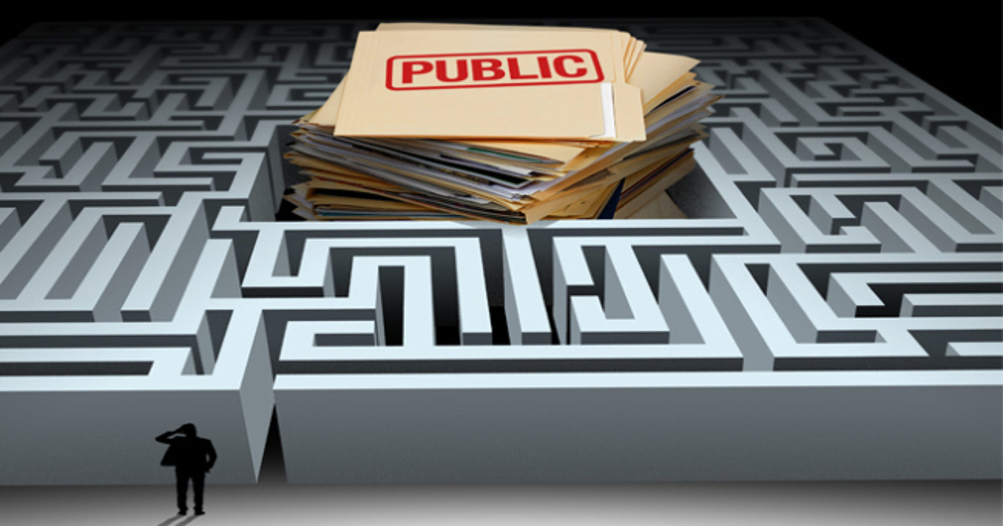 Public records: April