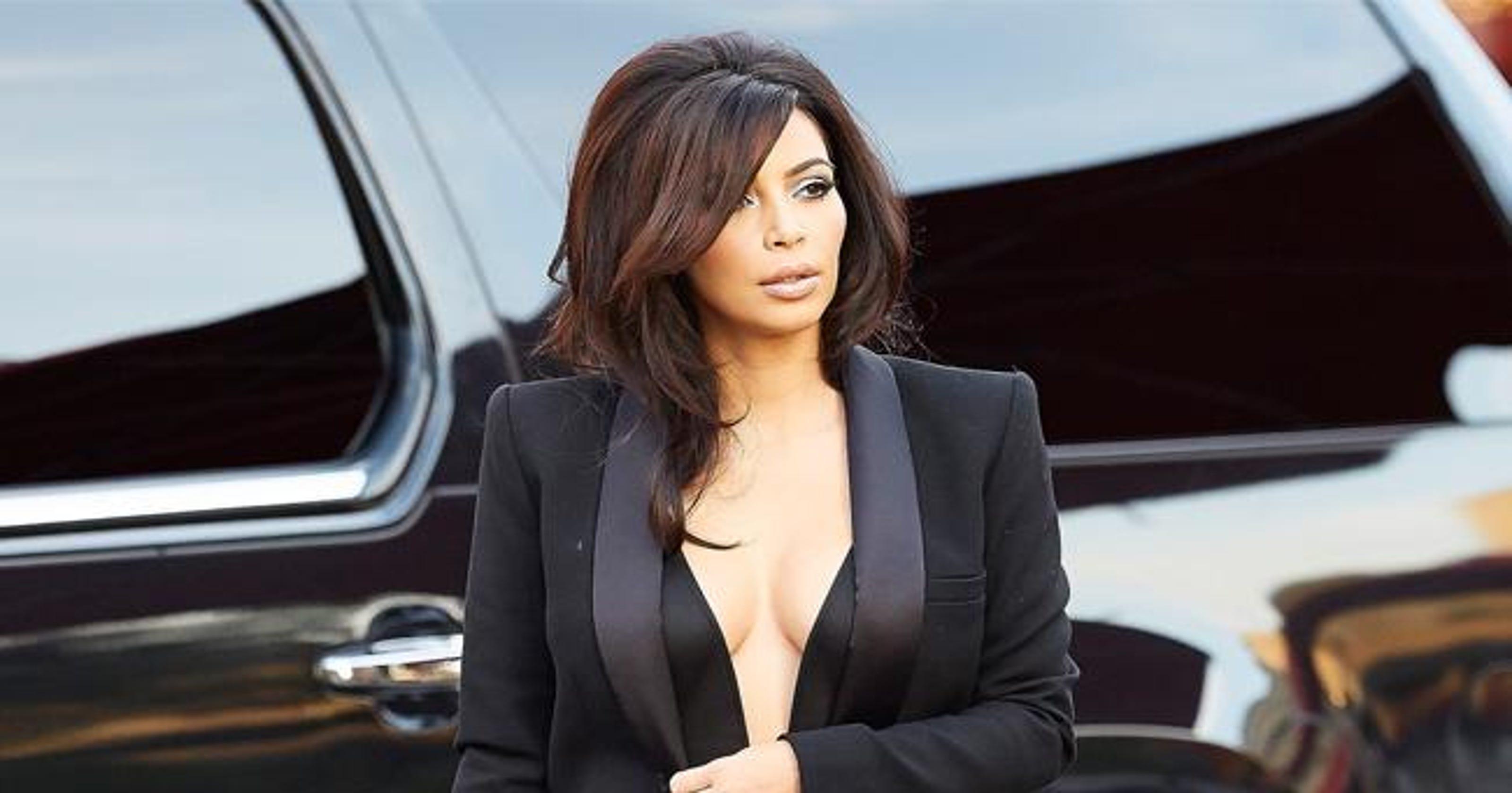 fcf97cde2 Kim Kardashian's assistant crashes her $300K car?