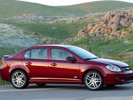B03 2009 Chevrolet Cobalt SS Sedan