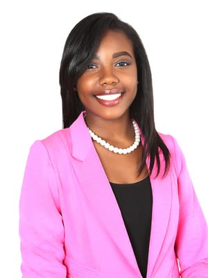 """Jordyn Berrian, a Leon High School junior, is one of the Tallahassee Democrat's """"Five Young Women to Watch."""""""