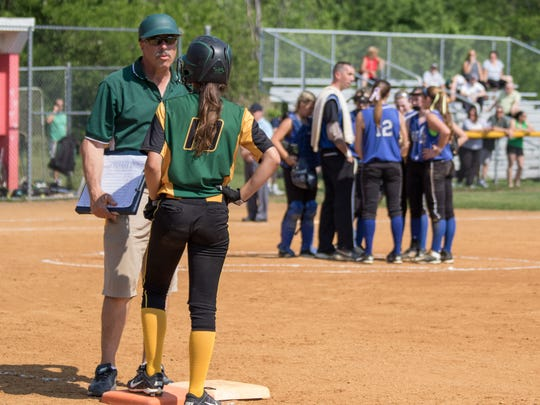 Pearl River and Lakeland battled in the Section 1 Class