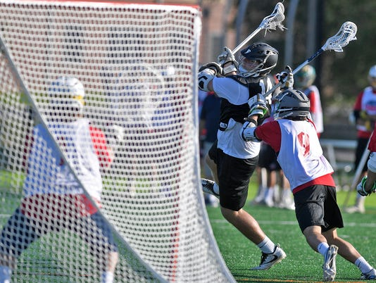 Top area lacrosse players featured in Mason-Dixon Showcase