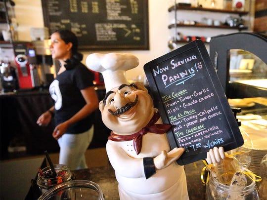 Global Coffee at 1513 N. Zaragoza Road in East El Paso.