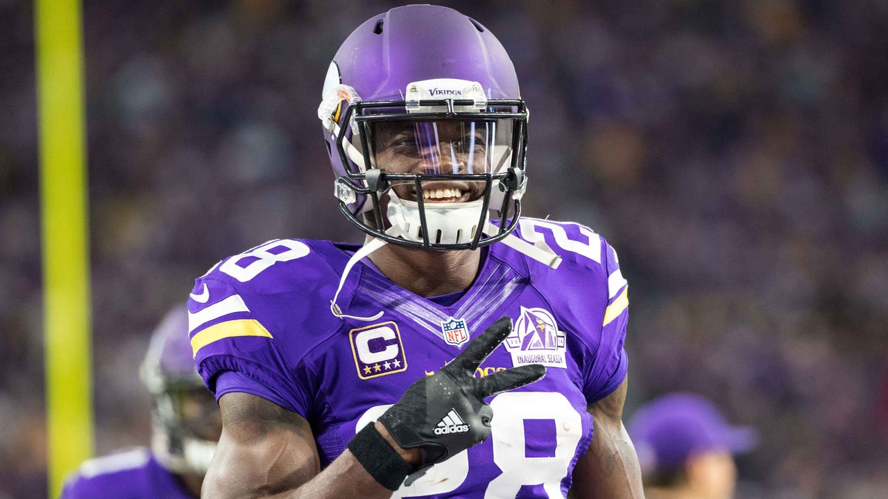 USA TODAY Sports' Tom Pelissero looks at what the future could hold for Peterson and Cousins.