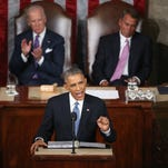President Obama delivers the State of the Union speech on Tuesday.