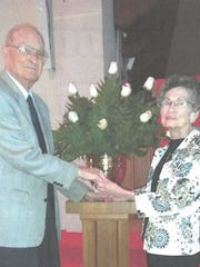 William and M. Bea Robinson