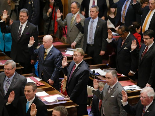 Legislature Returns