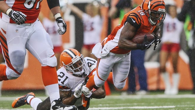 Andrew Hawkins will officially find out his fate today.