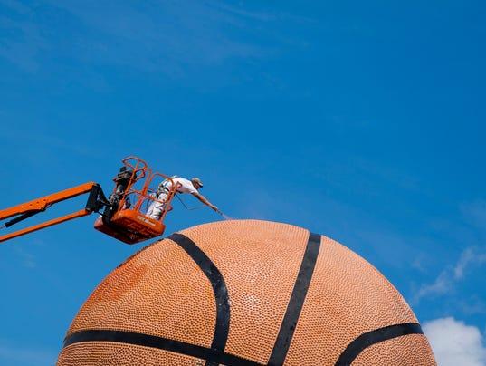 KNS-basketball paint