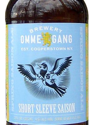 Ommegang's Short Sleeve Saison