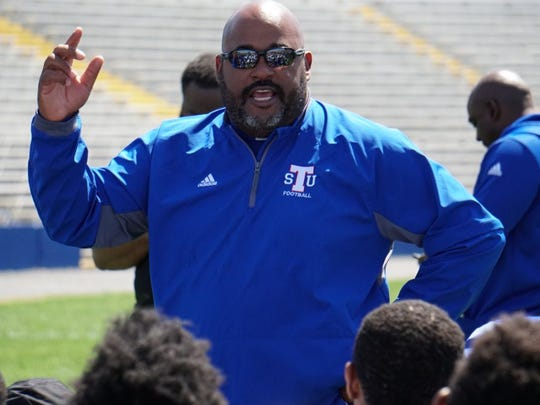 Tennessee State coach Rod Reed said it was unfortunate the spring game had to be canceled.
