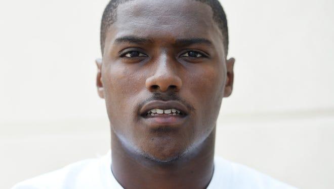 Oak Grove receiver Jordan Duncan is a member of the 2015 Football Dandy Dozen.