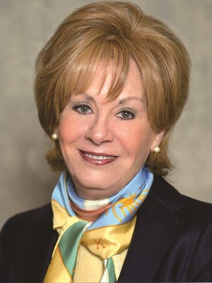 Dianne Rosenberg is current chair of Cincinnati's Park Board.