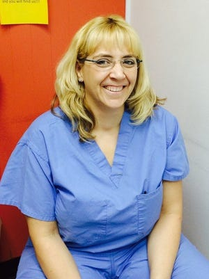 Dr. Shelly Garrow is a podiatrist at Step Ahead Podiatry in Palm Bay.