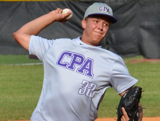 04 19 15 John Baylor Prep Show >> Who are the top high school pitchers in Middle Tennessee?