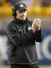 Bobby Wilder has seen Old Dominion go 52-20 with 41