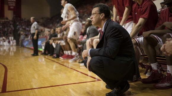 What will IU's Tom Crean do with the Hoosiers' remaining