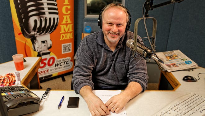 Bert Baron, program director and morning show host of 1450 WCTC-AM, has been nominated for a Marconi Award, one of the broadcasting industry's highest honors.