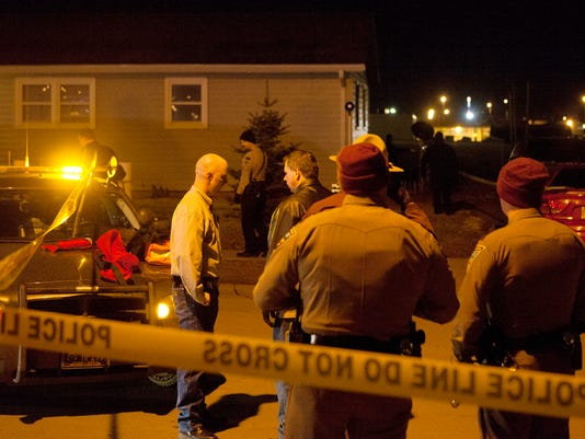 Officer Envolved Shooting