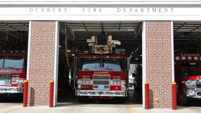 Duxbury received a nearly $1 million grant to add one firefighter to each of its shifts.