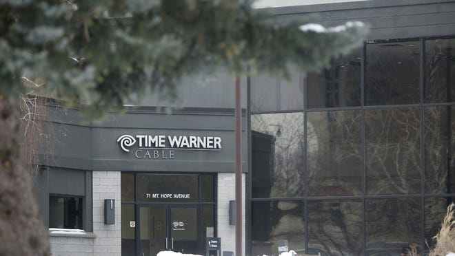 Time Warner Cable's office on Mount Hope Avenue in Rochester.