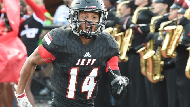 Scenes from Friday's game between Western and Lafayette Jeff.