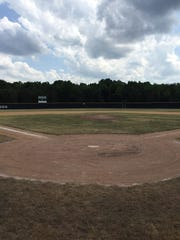 Montgomery High School baseball field