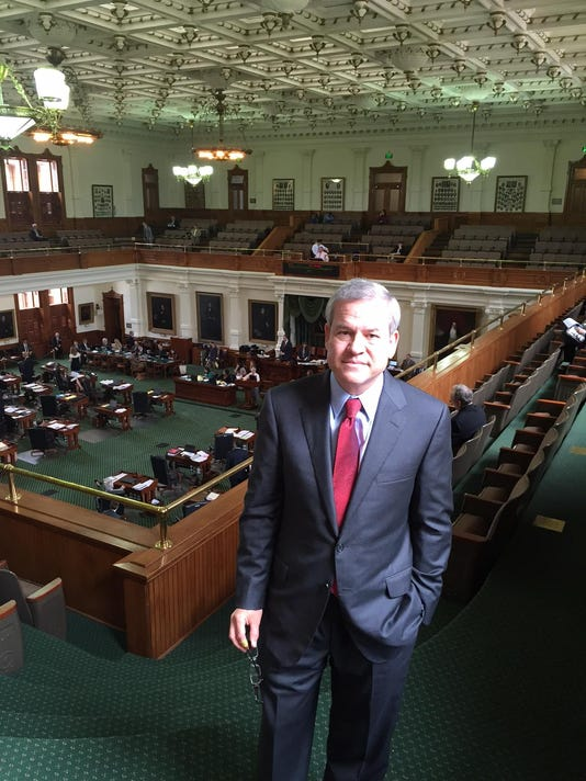 Brent Texas Senate