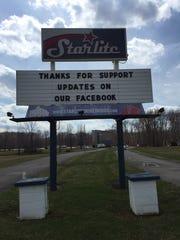 Starlite Drive-in in Amelia