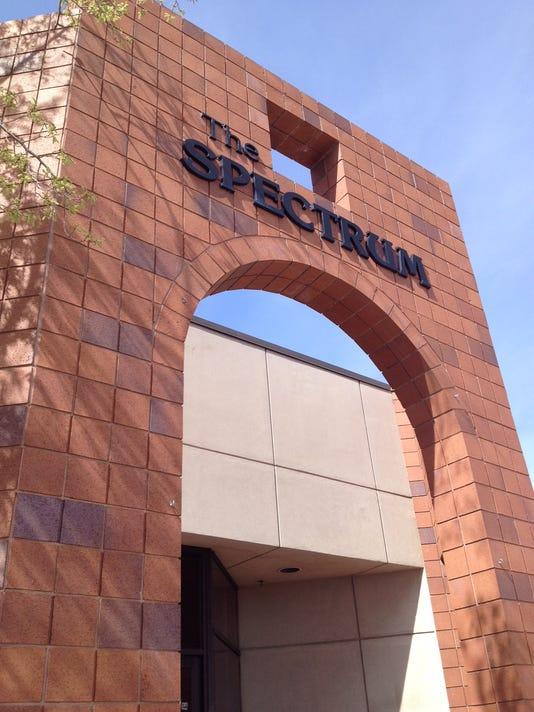Spectrum building