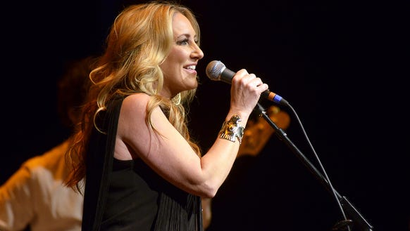 Lee Ann Womack is in concert at the Admiral March 2.