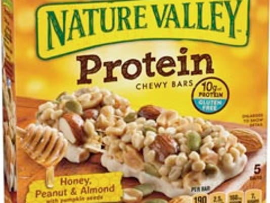 Nature Valley recall