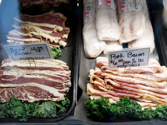 Foothills Butcher Bar has a cool trade-off: Their ethically raised top-notch beef for your mass-produced candy.