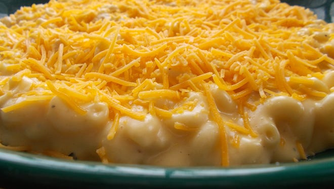 A clone of BBQ Revue's macaroni and cheese recipe should keep satisfied customers addicted to the dish.