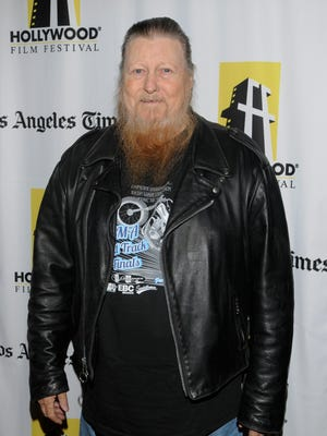 Mickey Jones, shown here in 2012, died Feb. 7 at age 76.