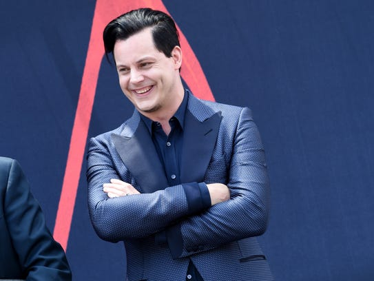 Jack White is expected to attend the opening Friday
