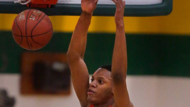 Racine Park junior Nobal Days posted a quadruple-double in the Panthers' 68-67 victory over Milwaukee Hamilton last week.