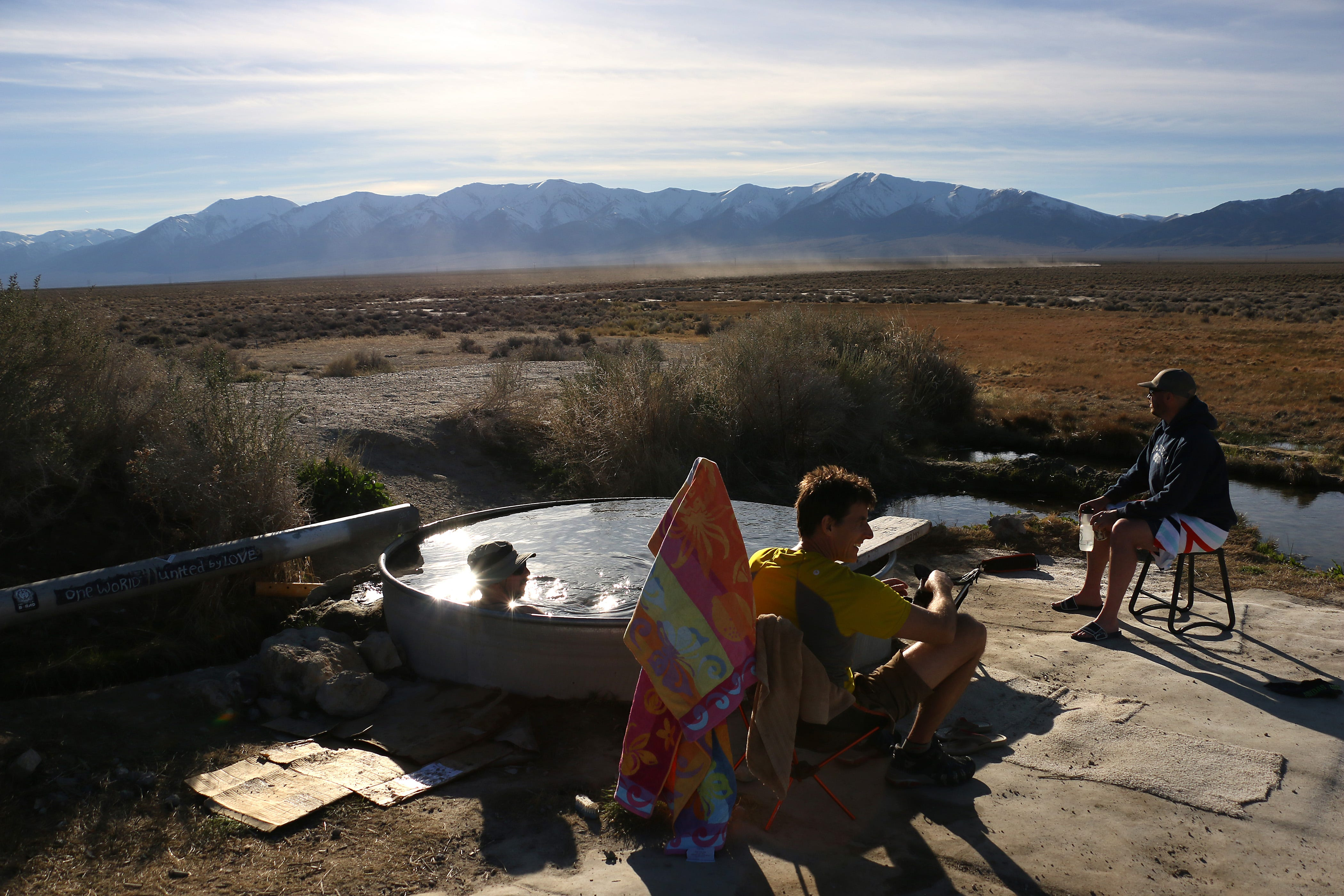 Recreation Hereu0027s How To Hot Spring Without Hurting Yourself