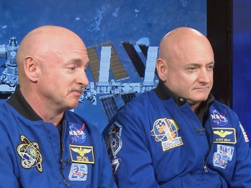 Scott Kelly Astronaut Girlfriend (page 3) - Pics about space