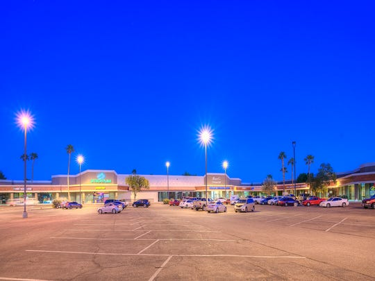 A partnership between Schneider Family I LLC of Beverly Hills and the Weil Ernst Trust of Mesa paid $5.75 million for the Freeway Village shopping center in Mesa.
