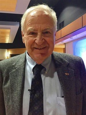 Harry Fritz, University of Montana history professor
