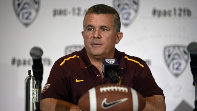 ASU has eight known commitments in coach Todd Graham's 2016 recruiting class.