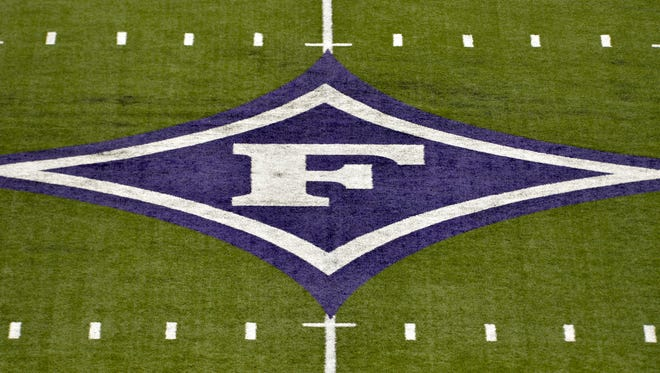 The Furman Paladins held their annual scrimmage Saturday, Aug. 2, 2015.