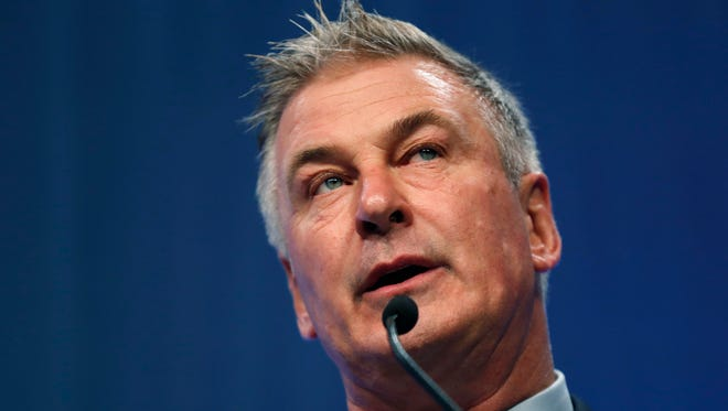 Actor Alec Baldwin is calling for citizens to support and for Congress to protect special counsel's Robert Mueller probe into the 2016 election.
