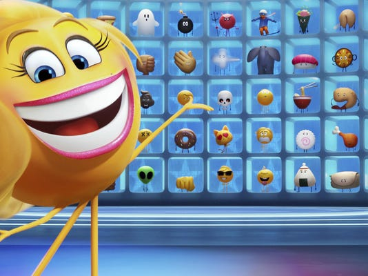 Film Review The Emoji Movie
