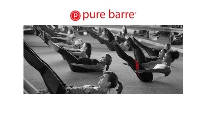 Pure Barre Class