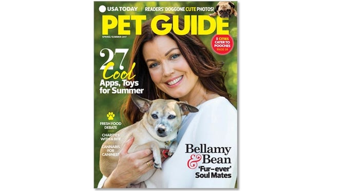 Cover of USA 2017 Pet Guide