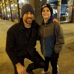 Mom, son Bears fans ran into Aaron Rodgers in Chicago, and that was just the beginning